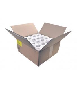 Caja de Etiquetas En Continuo Mate Sin Adhesivo 30 mm 40 M.