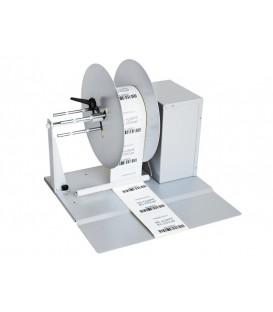 Rebobinador GRWR-L-SX para etiq. de hasta 230 mm