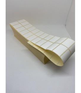 Rollo Etiquetas Papel Térmico 35 x 99
