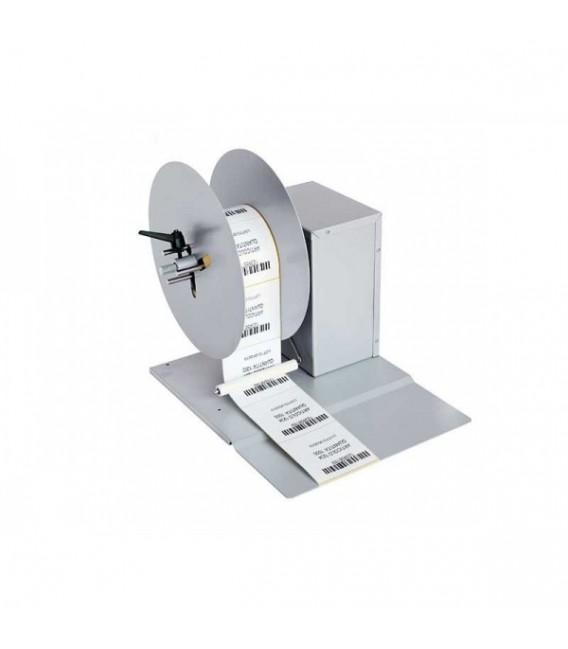 GRRWR-S-SX BACK. Rebobinador válido para impresoras EPSON C-3500. Anchura Max. etiqueta : 130 mm