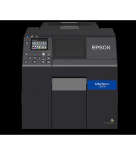 EPSON ColorWorks C6000Ae con guillotina