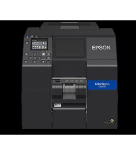 EPSON ColorWorks C6000Pe con módulo de despegado