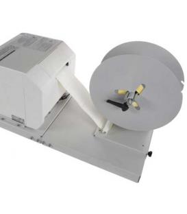 Desbobinador + placa de sujeción. Válido para impresora EPSON C-3500