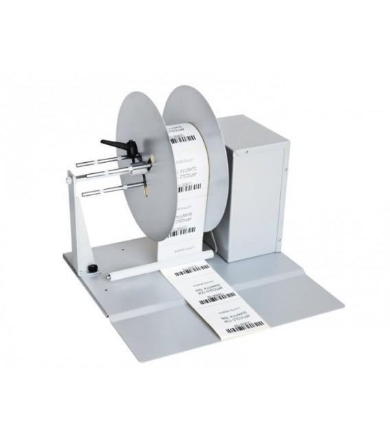Rebobinador válido para impresoras EPSON C-6500. Anchura max. etiqueta: 230 mm