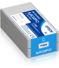 Cartucho tinta Cian EPSON C-3500