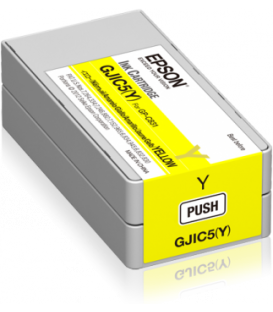 Cartucho tinta Amarillo EPSON GP-C831