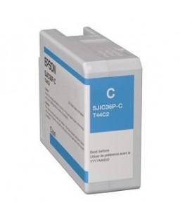 Cartucho tinta CIAN EPSON CW-C6500/C6000