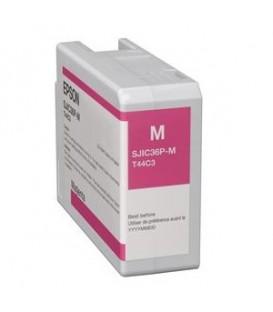 Cartucho tinta MAGENTA EPSON CW-C6500/C6000